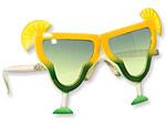 Tequila Sunrise Glasses