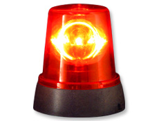 Police red light