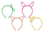 Neon Headband Assortment