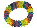Rainbow Bead Bracelets