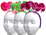 Neon Hair Boppers