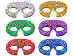 Sequin Glitter Mask-Assorted