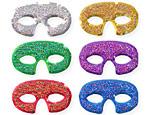 Sequin Glitter Mask-Assorted