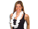 White Flower Leis