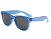 Transparent Blue Blues Brother Sunglasses