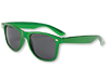 Metallic Green Blues Brother Sunglasses