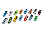 30 Piece Die Cast Car Set