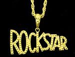 Gold Rockstar Bling