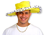 Yellow Show Daddy Hat