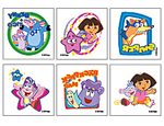 Dora The Explorer Tattoos