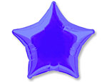 20 inch Purple Star Balloon