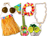 Luau Party Pack