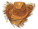 Straw Beach Cowboy Hat