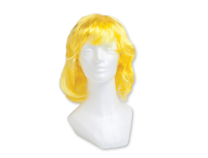 Yellow Wig 73