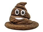 Emoticon Poop Hat