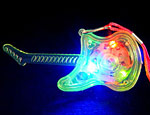 LED Guitar Necklaces