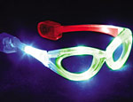 Multicolor LED Sunglasses