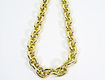33 inch Gold Chains