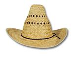 Double Crown Natural Cowboy Hats
