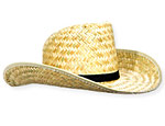 Double Crown Straw Cowboy Hats
