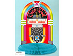 Jukebox 10 inch Centerpiece