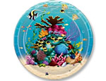 Under The Sea 9 inch Plate