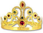 Adjustable Queens Crown