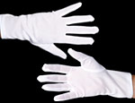 Theatrical White Gloves