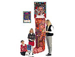8 Foot  Christmas Stocking