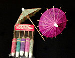 Assorted Cocktail Umbrellas