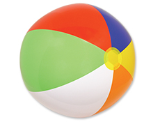 6 inch BEACHBALL
