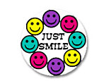 Just Smile Stickers