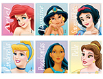 Disney Princess Classic Stickers