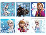 Disney's Frozen Stickers
