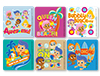 Bubble Guppies Stickers