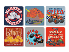 Disney Blaze and the Monster Machines Stickers