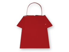 T-SHIRT COWBELL - RED
