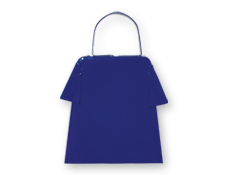 T-SHIRT COWBELL - BLUE