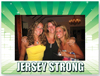 "Jersey Strong 4"" x 6"" Cardboard Frame"