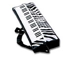 Inflatable 24 inch Keyboard on a Strap