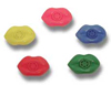 2 inch Lip Whistles Assorted