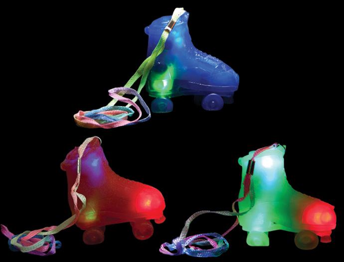4funparties Com Flashing Roller Skate