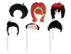 S57063 - Hair-Do Props On A Stick