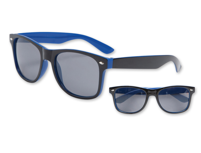 c321089576 Malibu Sunglasses - Blue and Black