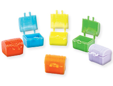 "1"" Tooth Chest- Assorted"