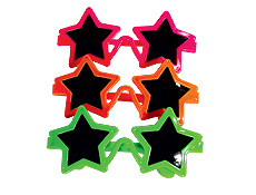 Star Shape Child Sunglasses