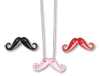 Mustache Necklace Assortment