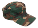 Fabric Camouflage Army Hat