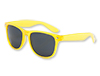 Transparent Yellow  Blues Brother  Sunglasses