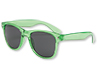 Transparent Green  Blues Brother Sunglasses